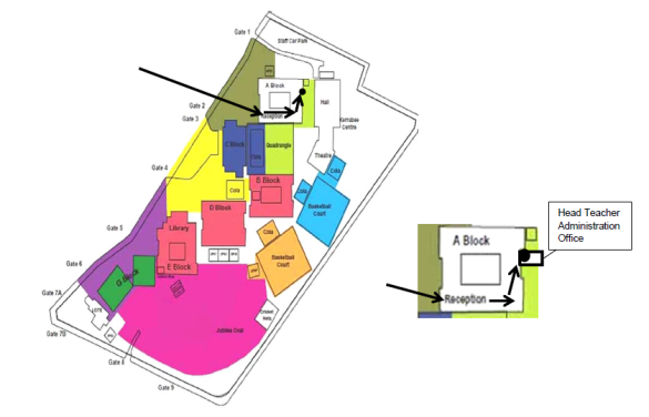 Maps of Office